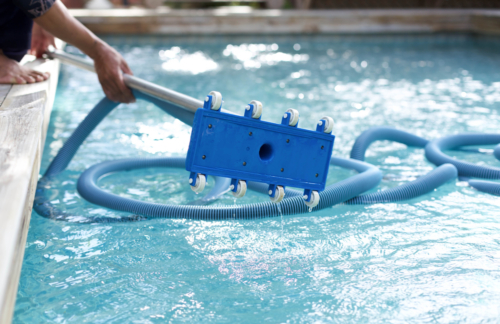 Swimmingpools: Wasserreinigung mit dem Poolfilter